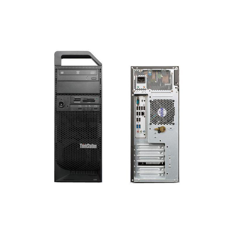 Lenovo ThinkStation S30 TW Xeon E5 3,6 GHz - HDD 500 GB RAM 8 GB