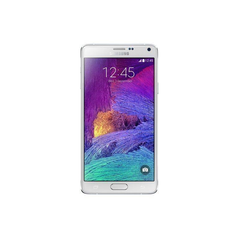 Galaxy Note 4 32 GB - Weiß - Ohne Vertrag