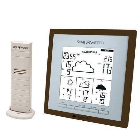 Station météo La Crosse Technology WD4004