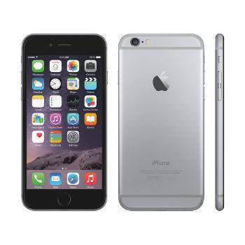 iPhone 6 Plus 64GB - Spacegrau - SFR