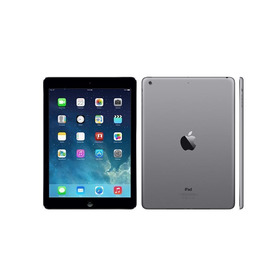 iPad Air 1 9.7'' 128 Go - Wifi + 4G - Gris sidéral - Débloqué