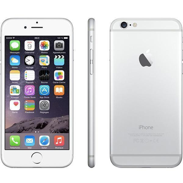 iPhone 6 Plus 16 GB - Plata - Libre