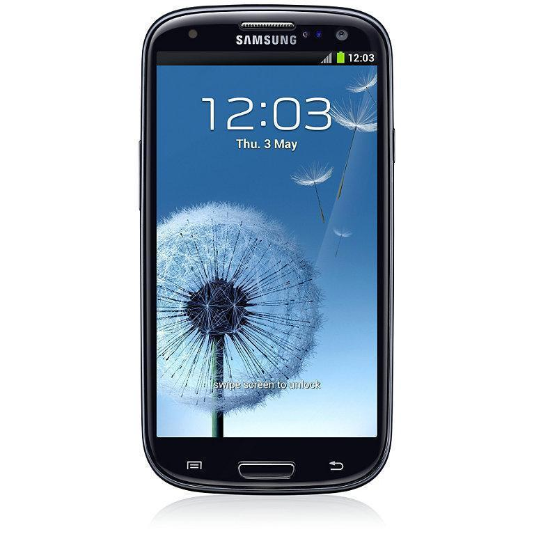Samsung Galaxy S3 16 Go i9305 4G - Noir - Débloqué