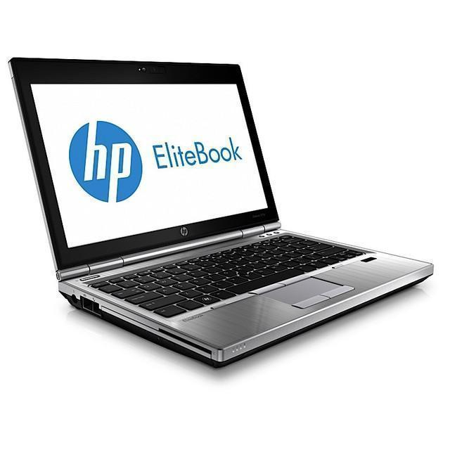 """HP EliteBook 2560P 12"""" Core I5 2,5 GHz  - HDD 250 GB - 4GB AZERTY - Französisch"""