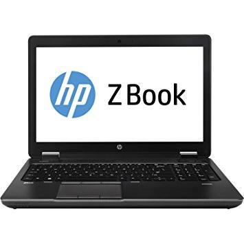 "HP ZBook 15"" Core i5 2,8 GHz - HDD 320 GB - 8GB AZERTY - Ranska"
