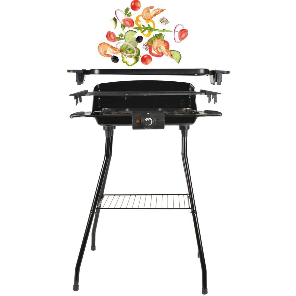 Barbecue électrique ESSENTIELB BRIGHTSTAR EBA
