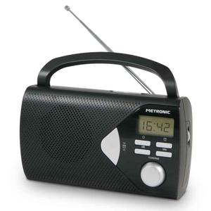 Radio Metronic 477205 alarm