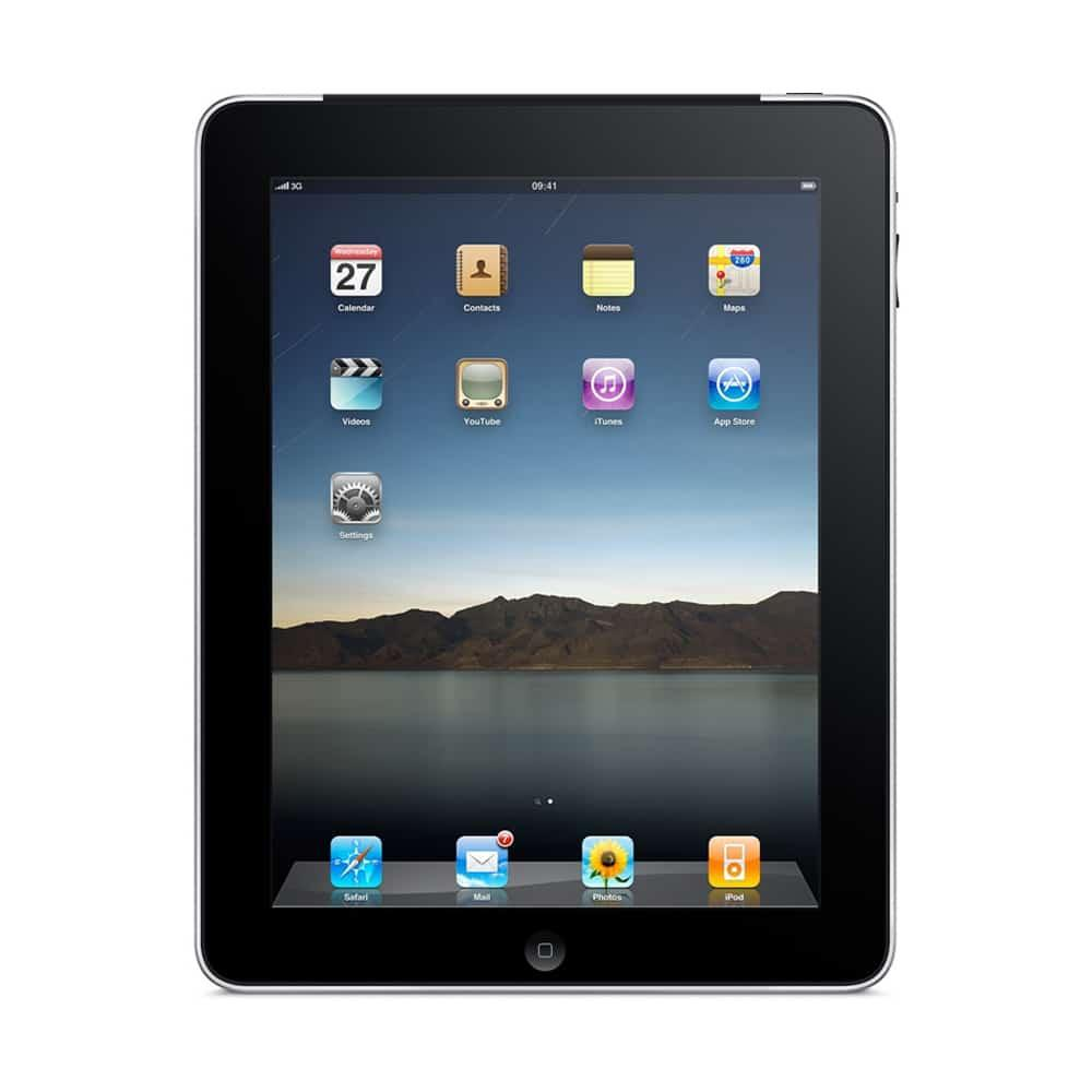 iPad 4 32GB - Schwarz - Wlan
