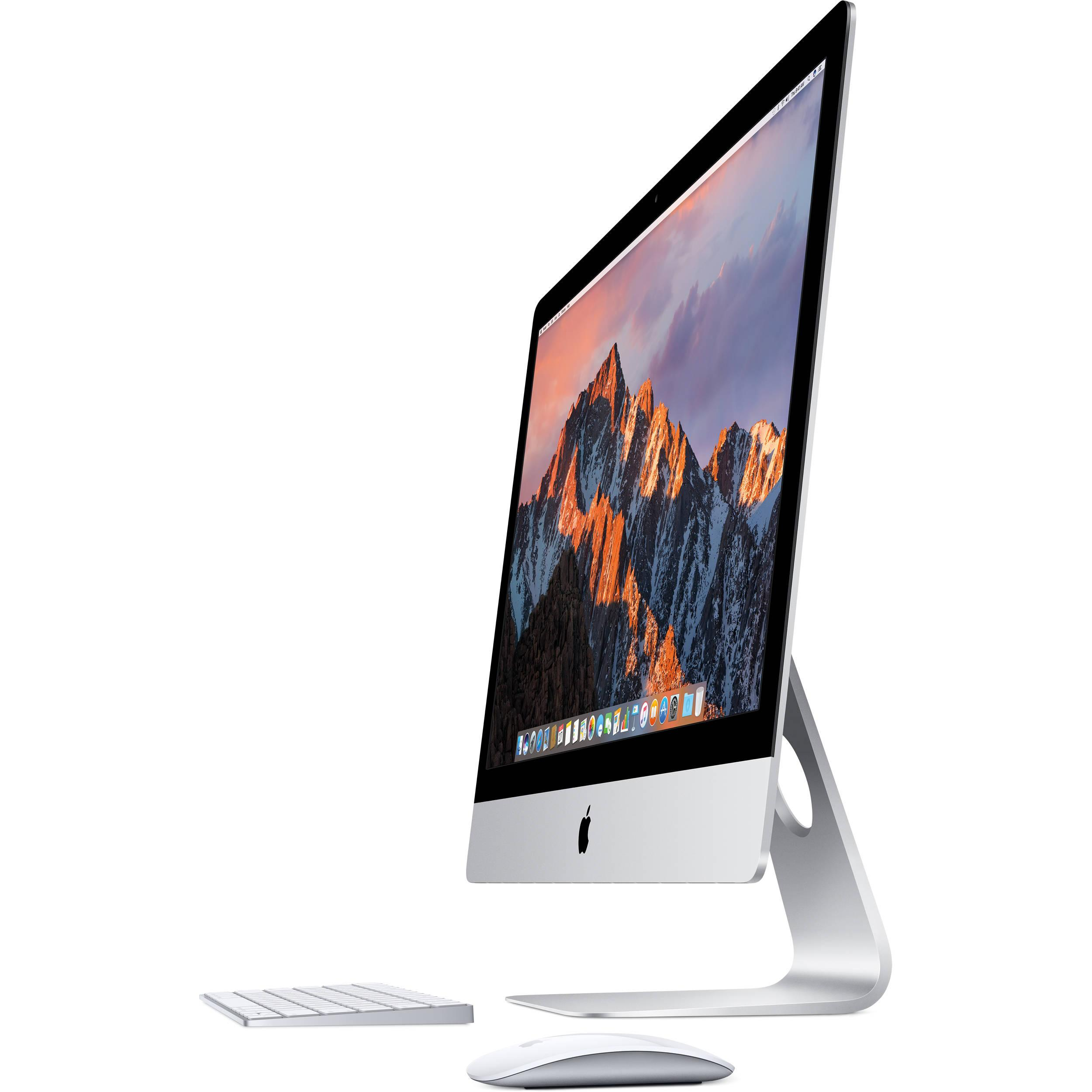"""iMac 27"""" Core i7 3.4 GHz  - HDD 1 To - RAM 16 Go"""