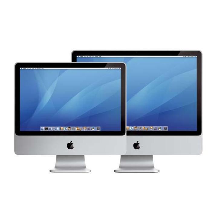 "iMac 20"" Core 2 Duo 2.66 GHz  - HDD 500 Go - RAM 2 Go"