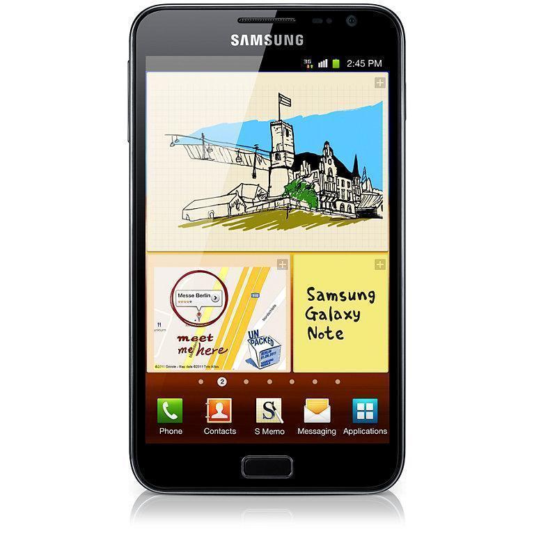 Samsung Galaxy Note 16 Go - Noir - Débloqué