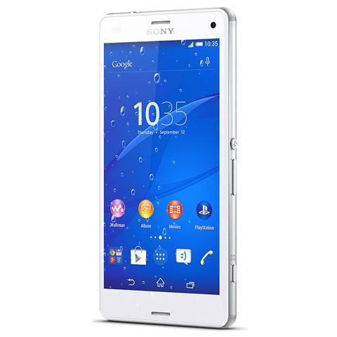 Sony Xperia Z3 Compact 16Gb - Blanco - Libre
