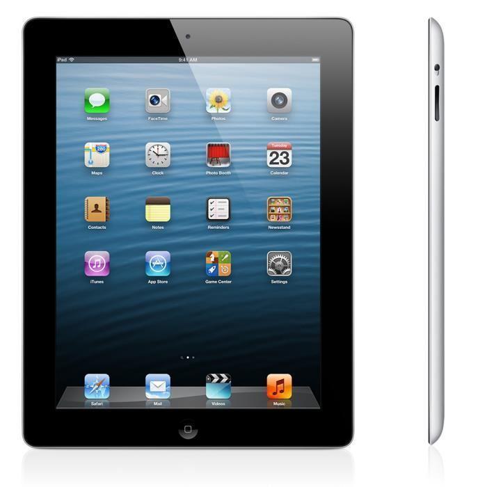 iPad 3 64GB - Schwarz - Wlan