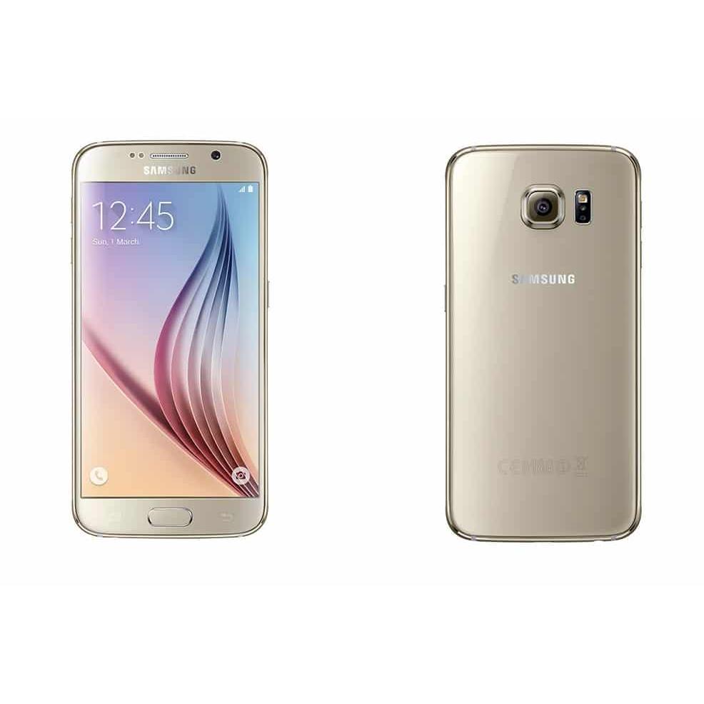 Galaxy S6 64 Go - Or stellaire - Débloqué