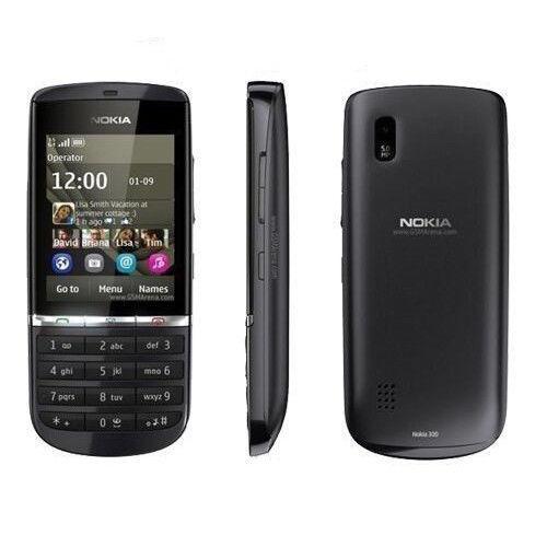 Nokia Asha 300 - Grafito - Libre