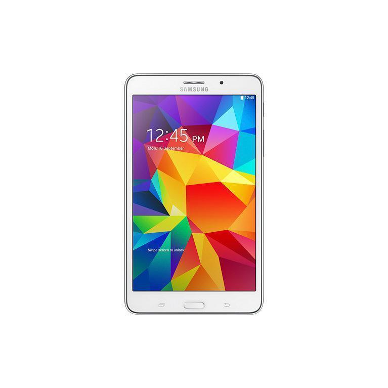 """Samsung Galaxy Tab 4 - 7"""" 16 Go - Wifi + 4G - Blanc"""