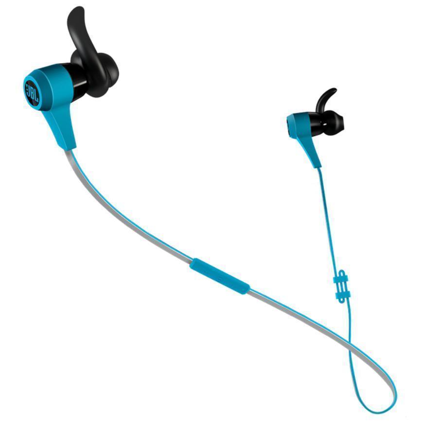 Écouteurs avec micro bluetooth JBL Synchros Reflect BT - Bleu