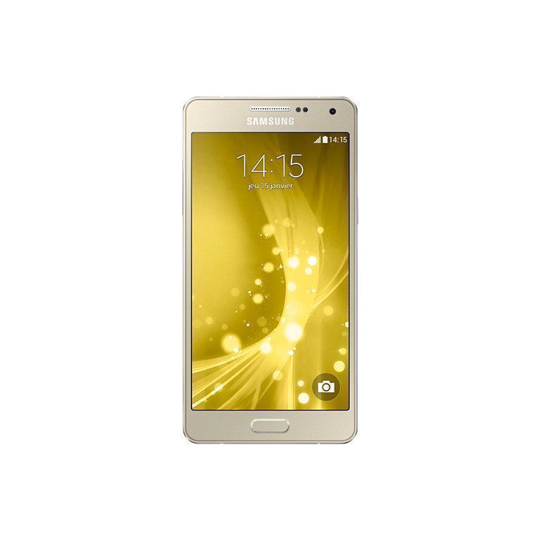 Samsung Galaxy A5 (2015) 16 GB - gold - ohne vertrag