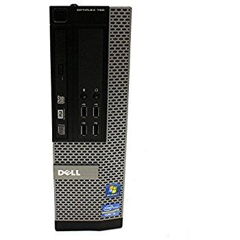 Dell Optiplex 790 SFF Core i3 3,3 GHz - HDD 250 Go RAM 8 Go