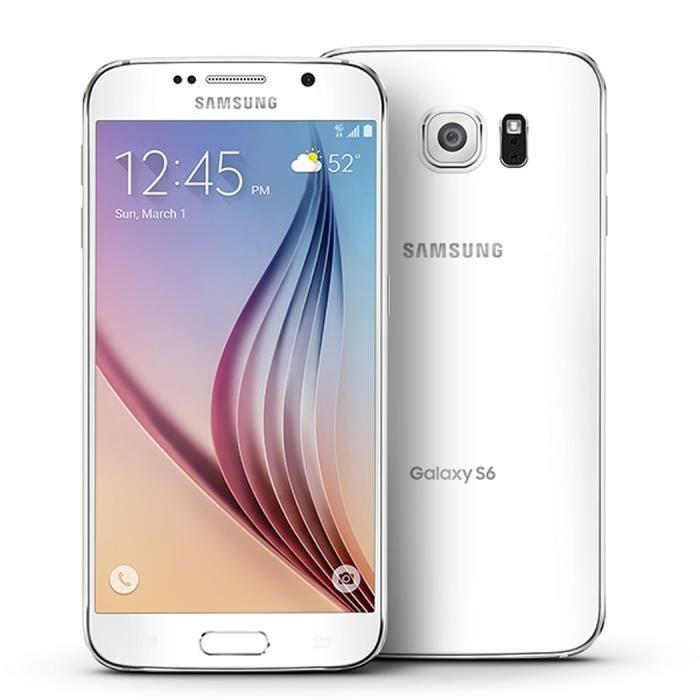 Galaxy S6 64GB - Weiß - Ohne Vertrag