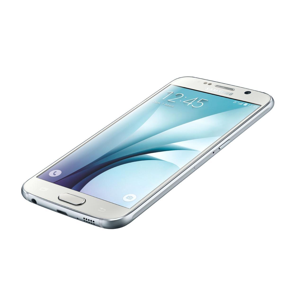 Galaxy S6 64 Go - Blanc - Débloqué
