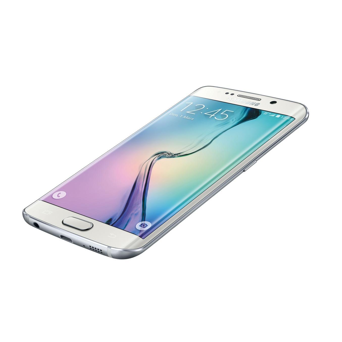 Samsung Galaxy S6 Edge 64 GB - Blanco - Libre
