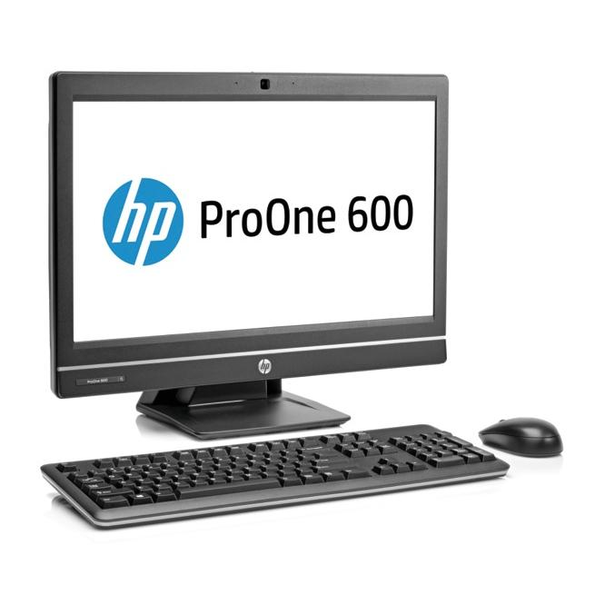 """Hp ProOne 600 G1 AiO 21"""" Core i5 4570S 2.9 GHz  - HDD 500 Go - RAM 4 Go"""