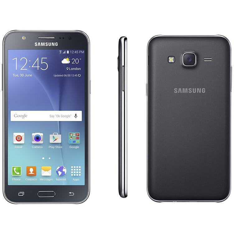 Samsung Galaxy J5 8 Go - Noir - Débloqué