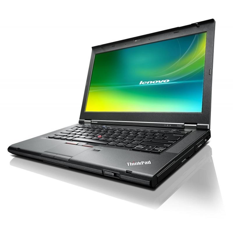 """Lenovo ThinkPad T430 14"""" Core i5 2,6 GHz - SSD 240 GB - 8GB AZERTY - Französisch"""