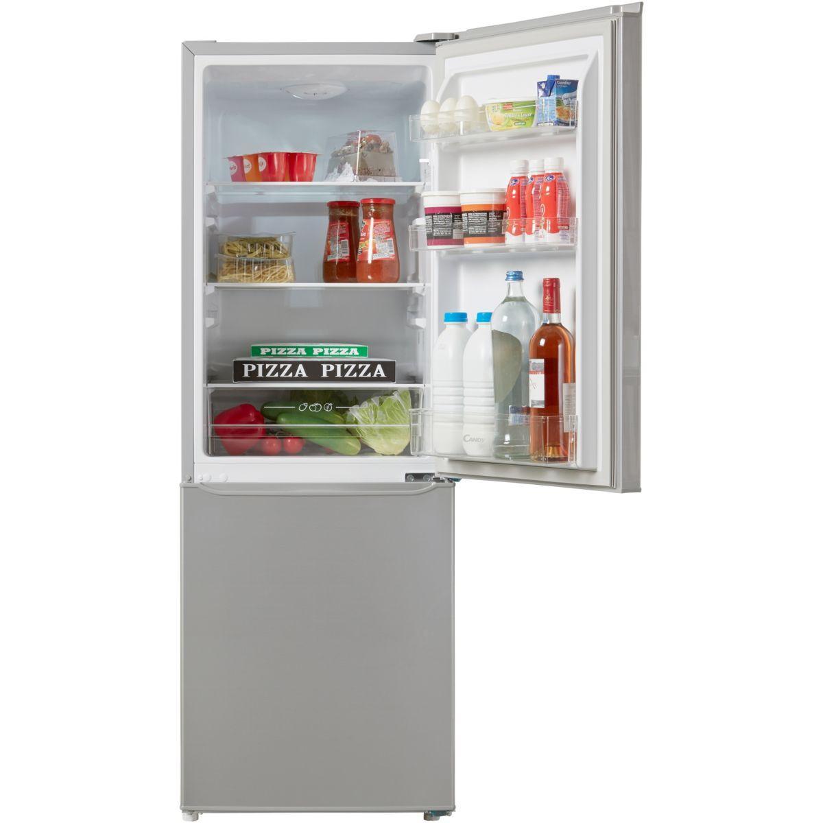 Réfrigérateur congélateur en bas Candy CFM14502S