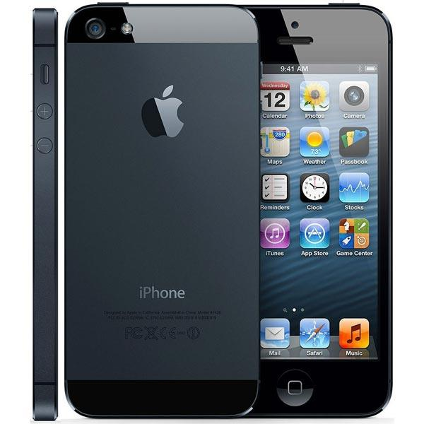 iPhone 5 64 GB - Negro - Libre