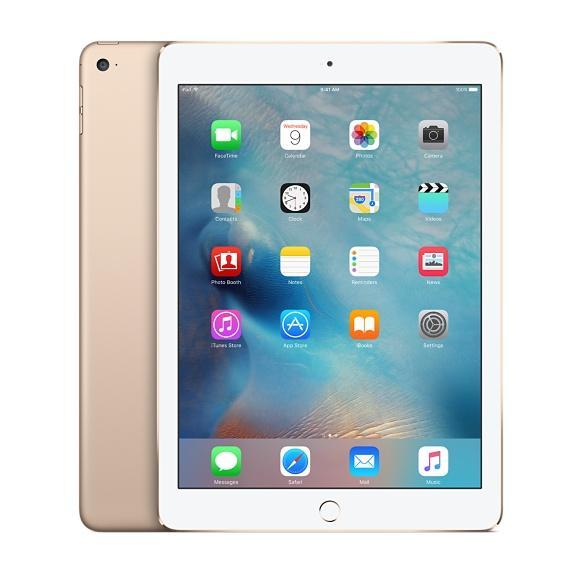 iPad Air 2 128 Go - Wifi + 4G - Or - Débloqué
