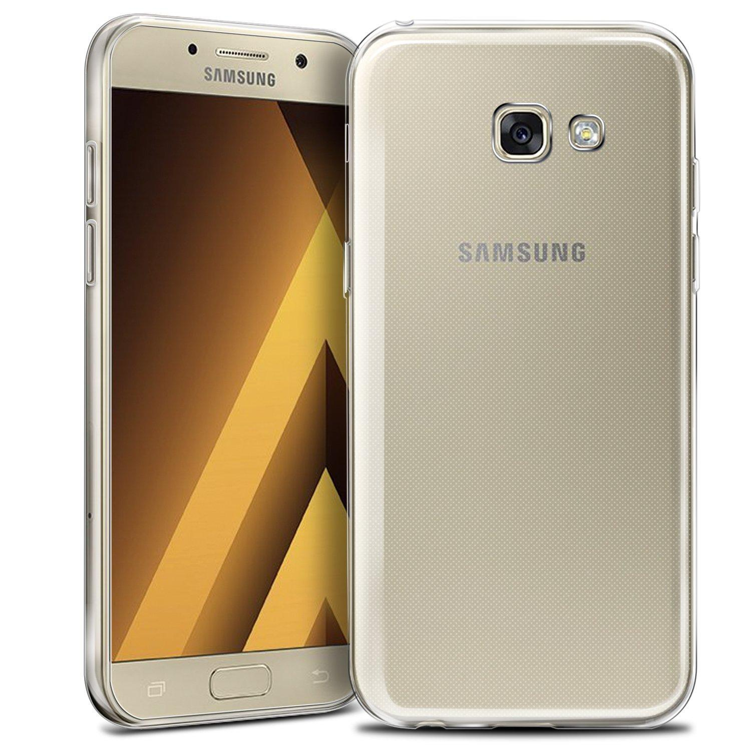 samsung galaxy a5 2017 gold sand 32 gb ohne. Black Bedroom Furniture Sets. Home Design Ideas