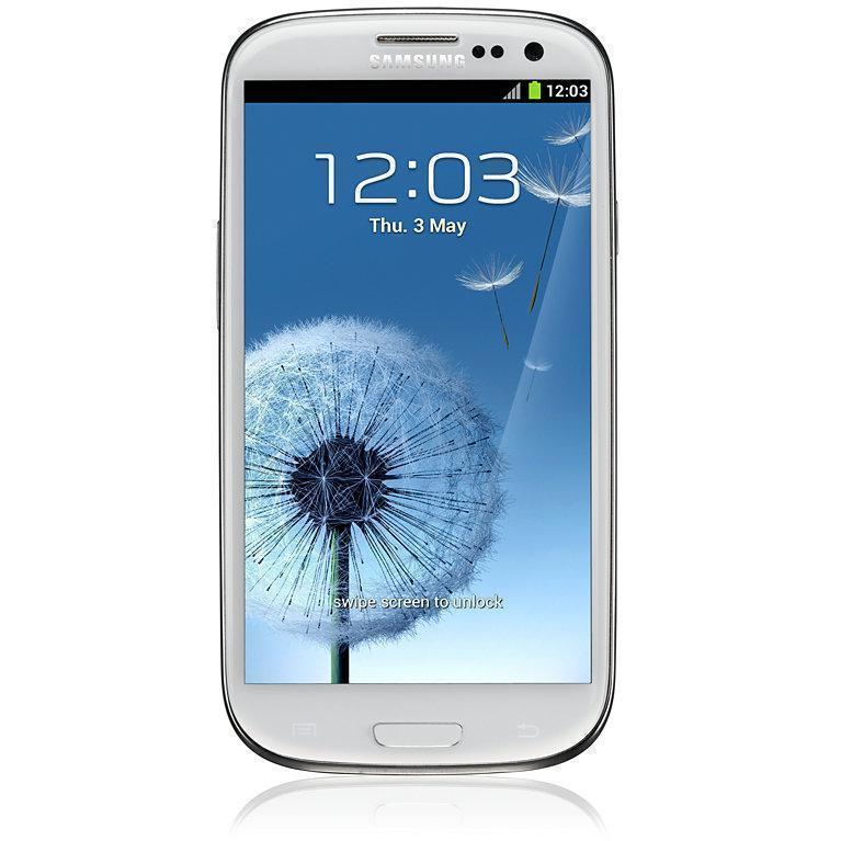 Galaxy S3 16GB i9300 - Weiß - Ohne Vertrag
