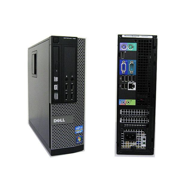 Dell Optiplex 790 SFF Core i3 3,3 GHz - HDD 250 Go RAM 4 Go