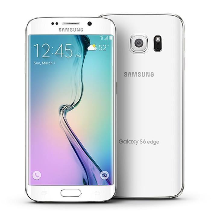 Samsung Galaxy S6 128 GB G920 4G - Blanco - Libre