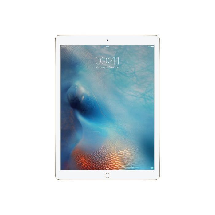 iPad Pro 12.9'' 128 Go - Wifi - Or