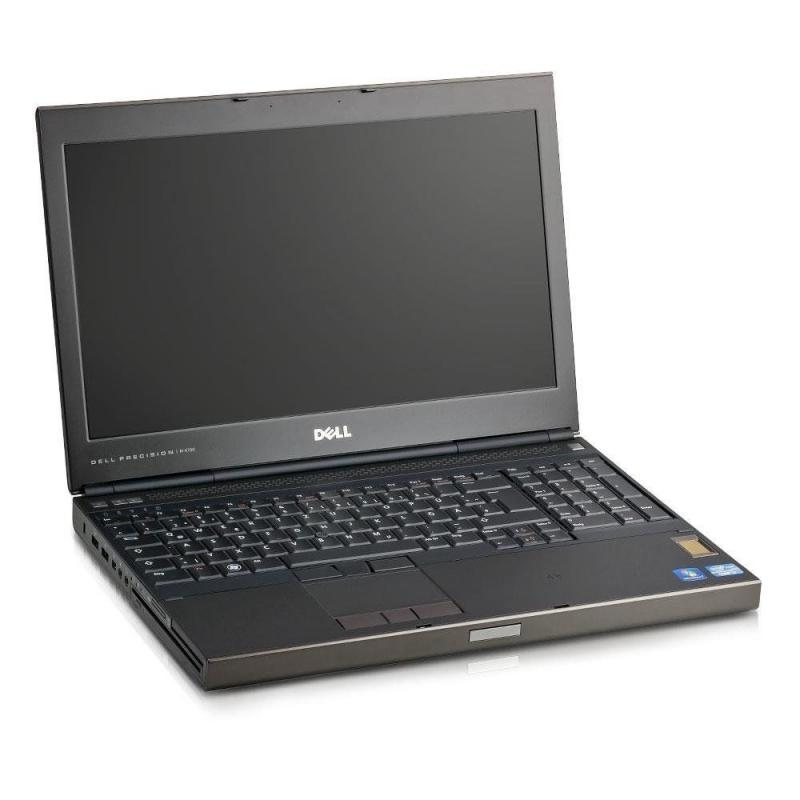"Dell Precision M4700 15"" Core i7 2,8 GHz  - SSD 256 Go + HDD 1 To - 16 Go AZERTY - Français"