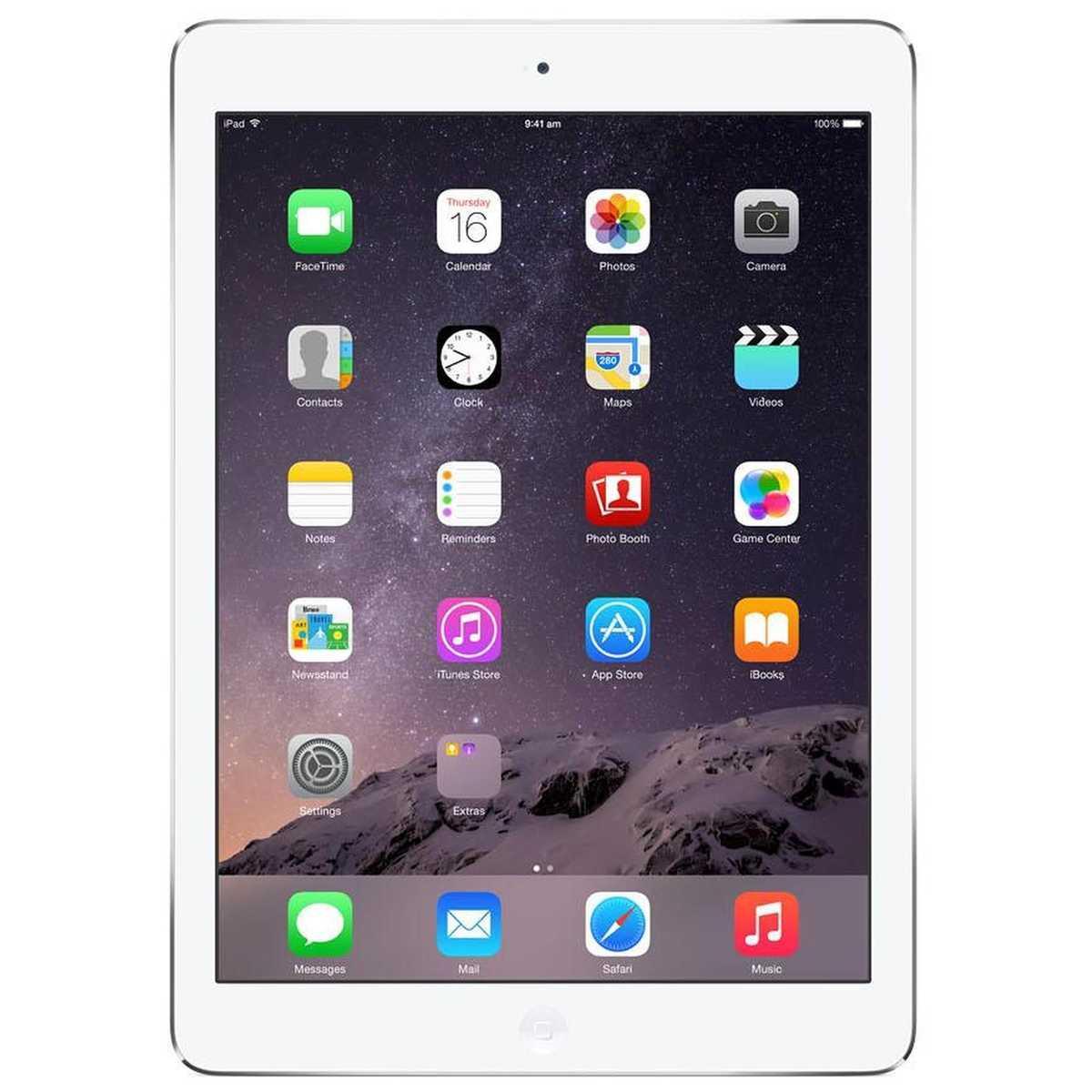 iPad Air 2 16GB LTE - Silber - Ohne Vertrag