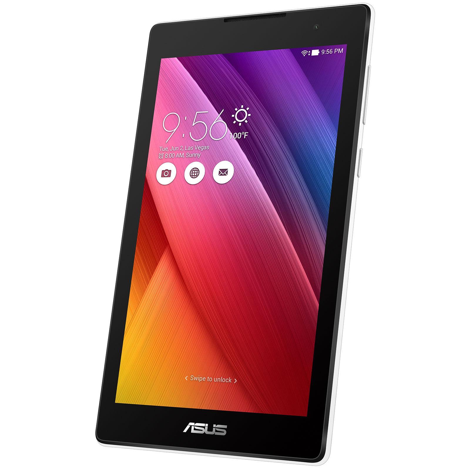 """Asus ZenPad Z170C-1B011A - 7"""" 16 Go - Wifi - Blanc"""