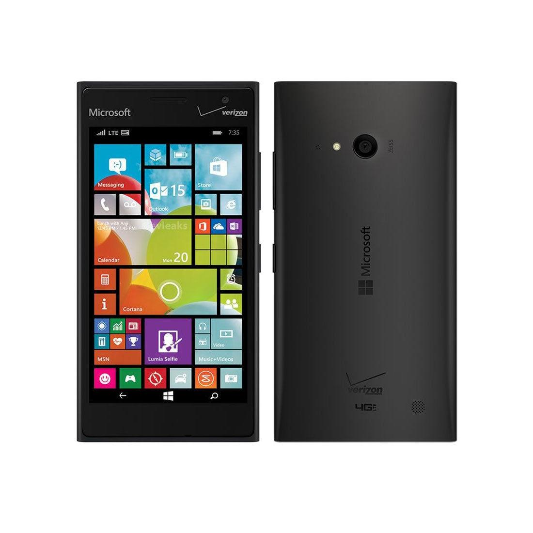 Nokia Lumia 735 8 GB 4G - Negro - Libre