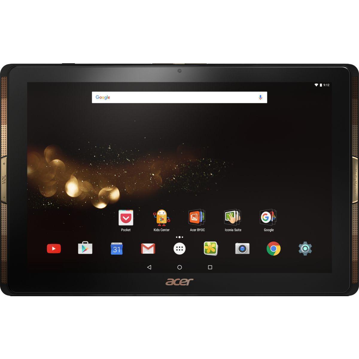 "Acer Iconia Tab 10 - 10,1"" 32 Go - Wifi - Noir"