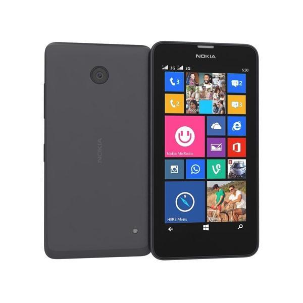 Nokia Lumia 635 4G - Negro - Libre