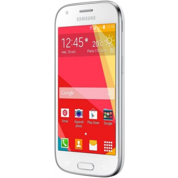 Galaxy Ace 4 - Bianco- Compatibile Con Tutti Gli Operatori