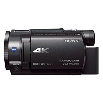 Sony FDR-AX33 schwarz