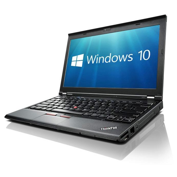 "Lenovo Thinkpad X230 12"" Core i5 2.6 GHz  - HDD 320 Go - RAM 4 Go"