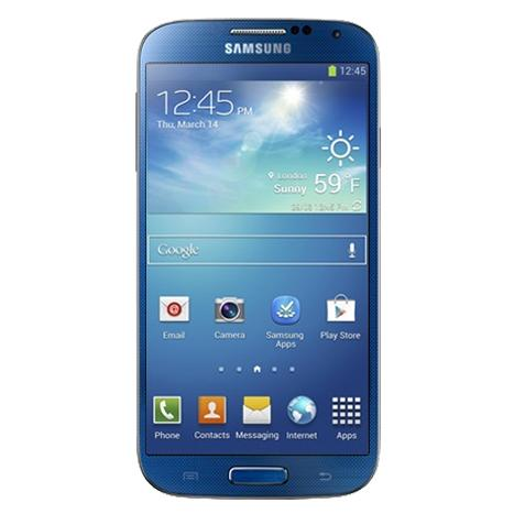 Samsung Galaxy S4 mini 8 Go - Bleu - Débloqué
