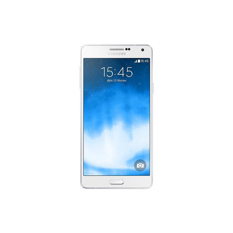 Samsung Galaxy A7 16 GB - Weiß - ohne vertrag