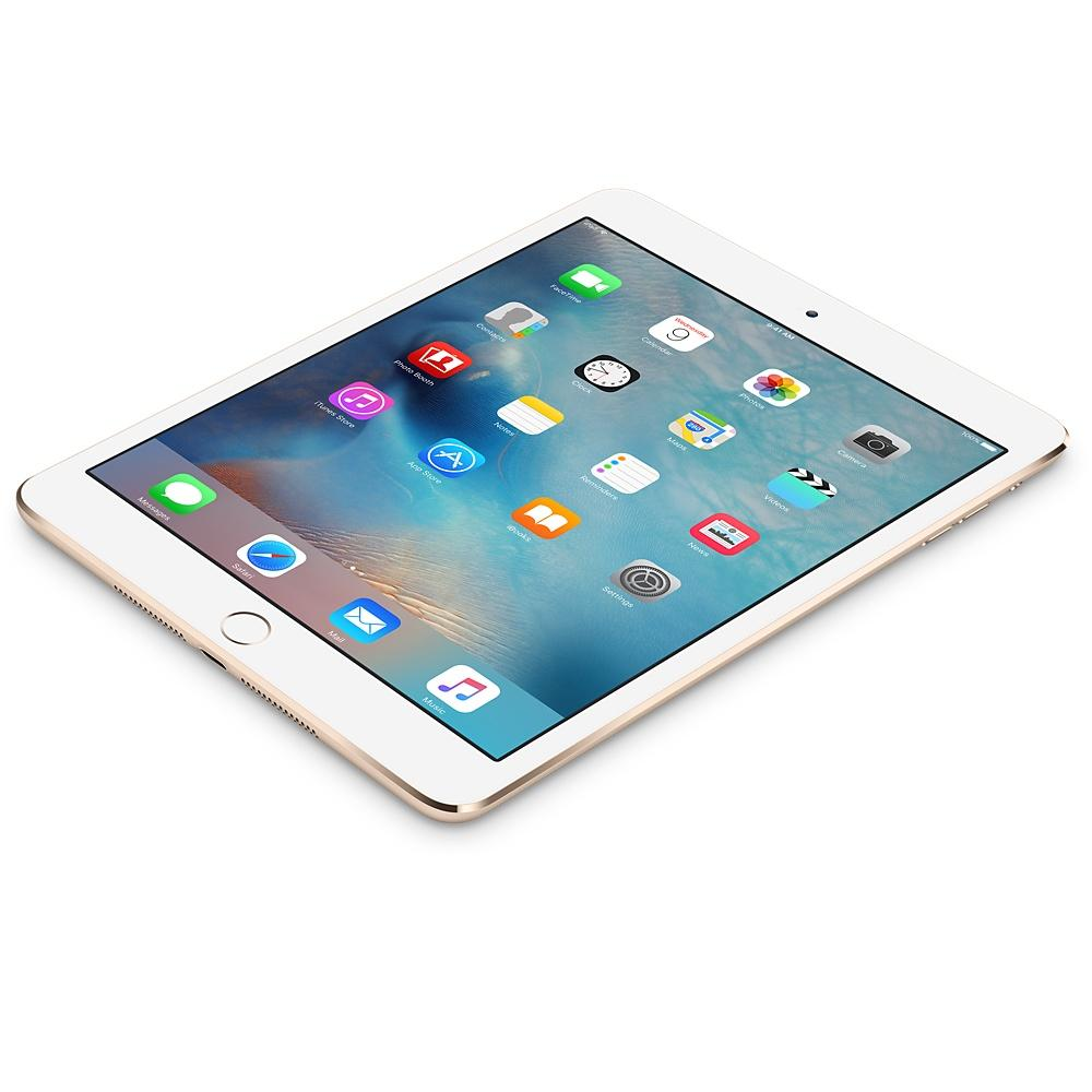 iPad mini 3 16 GB - Wifi + 4G - Oro - Libre
