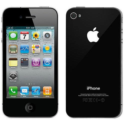 iPhone 4 32 Gb - Negro - Libre